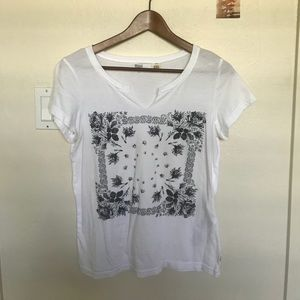 Levi's Flower Design Top